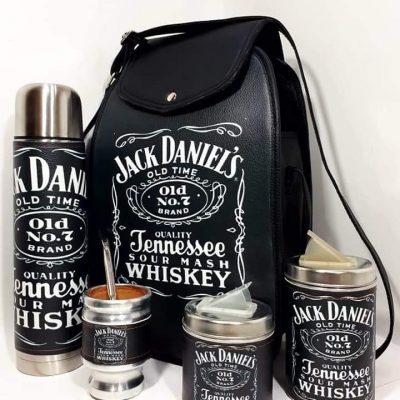 Set matero diseño de Jack Daniels colección FAR