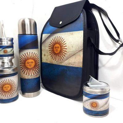 Set matero con diseño de Argentina colección FAR