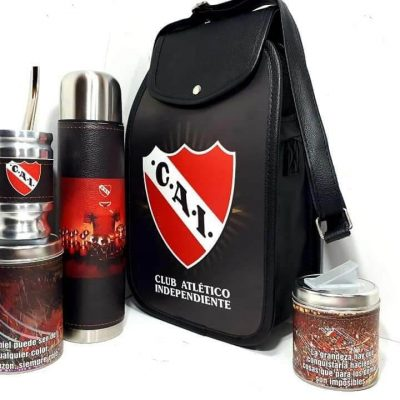 Set matero del Club Independiente colección FAR