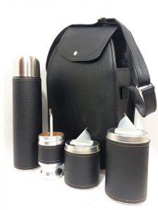 Set matero color Negro liso colección FAR