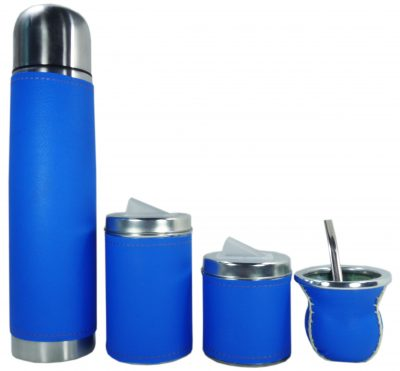 Set matero sin bolso por mayor color Azul