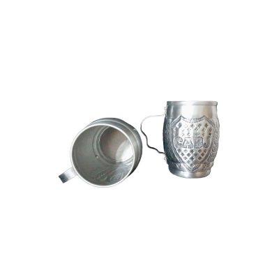 Chopera de aluminio Boca Juniors