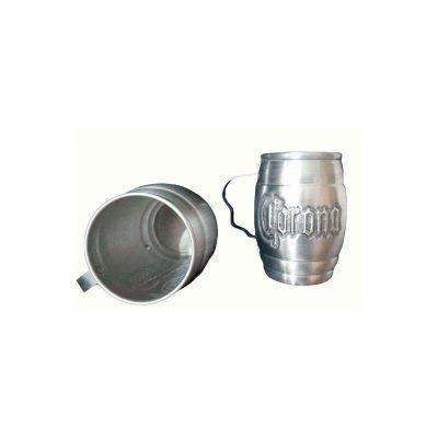 Chopera de aluminio Corona