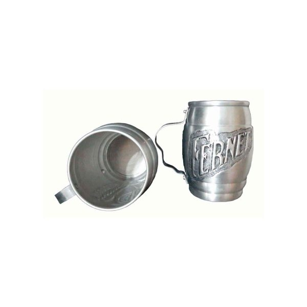 Chopera de aluminio Fernet Branca