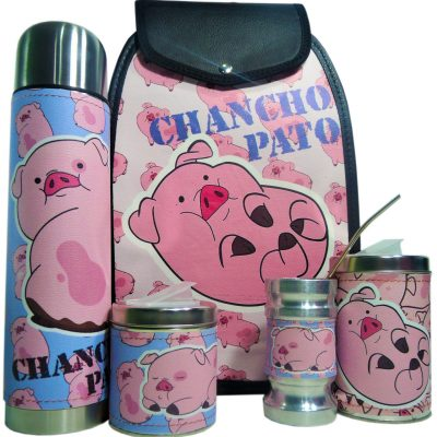 Set matero de Chanco Pato colección FAR