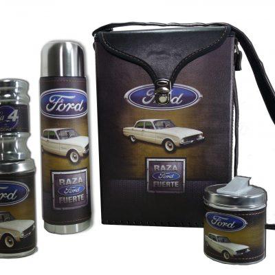 Set matero de Ford colección FLOR