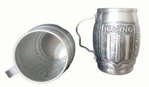 Chopera de aluminio de club Racing