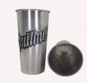 Vaso de aluminio quilmes ventas mayoristas