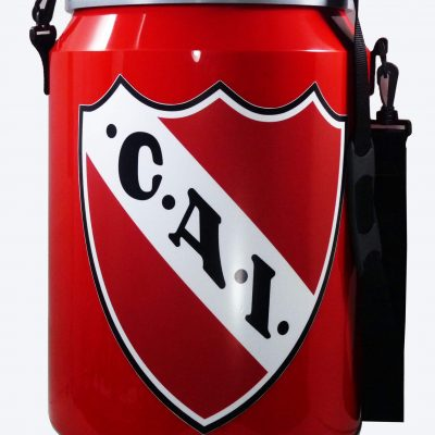 Conservadora con diseño del Club Independiente