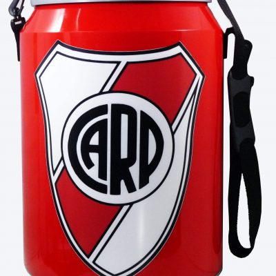 Conservadora con diseño del Club River Plate