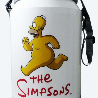 Conservadora con diseño de Los Simpsons - Homero