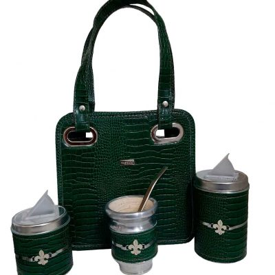 Set matero mini color verde colección GUT