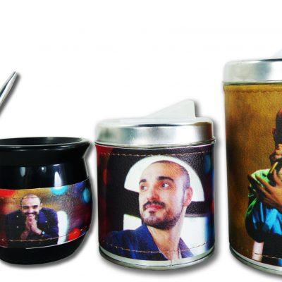 Set de 3 piezas diseño de Abel Pintos