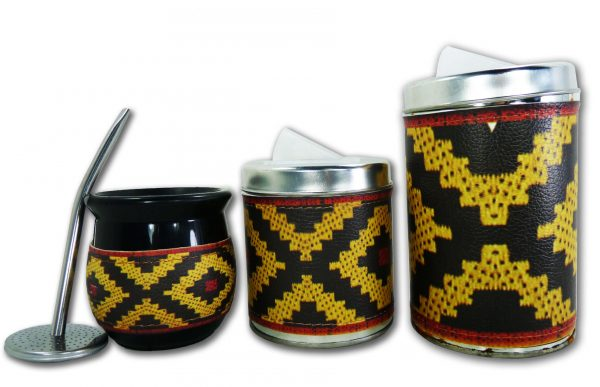 Set de 3 piezas diseño de Guardapampa