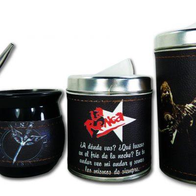 Set de 3 piezas diseño de La Renga