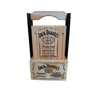 Set de tablas para asado Jack Daniels