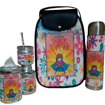 Set matero diseño de Super mama colección FAR