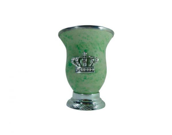 Mate corona verde claro