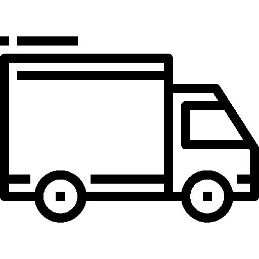 Camion de envios a todo el pais y al exterior