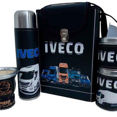 Set matero con diseño de Iveco