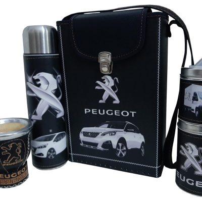 Set matero con diseño de Peugeot