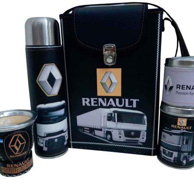 Set matero con diseño de Renault