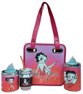 Set matero mini con diseño Betty Boop