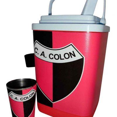 Set de terere con diseño de Club Atlético Colon