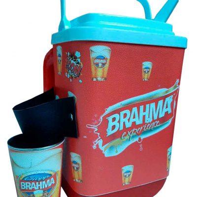 Set de terere con diseño de Brahma