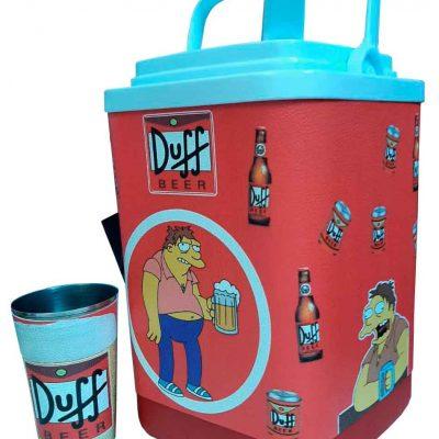 Set de terere con diseño de Duff