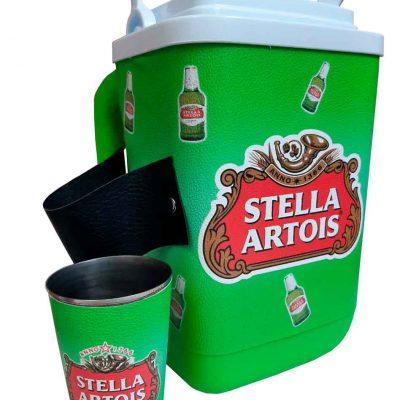 Set de terere con diseño de Stella